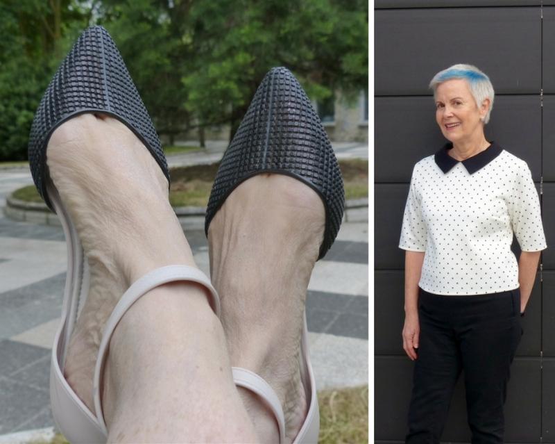 juanete canas kilos estilo moda mayores de 50 zapatos