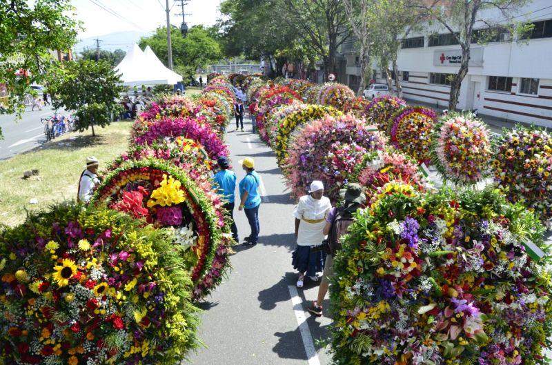 feria de las flores silletas 2016 medellin