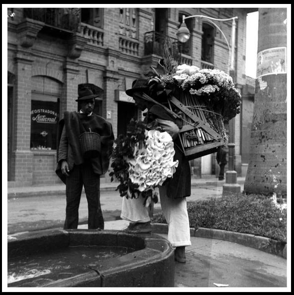 Silletero 1955 Gabriel Carvajall Perez Medellín