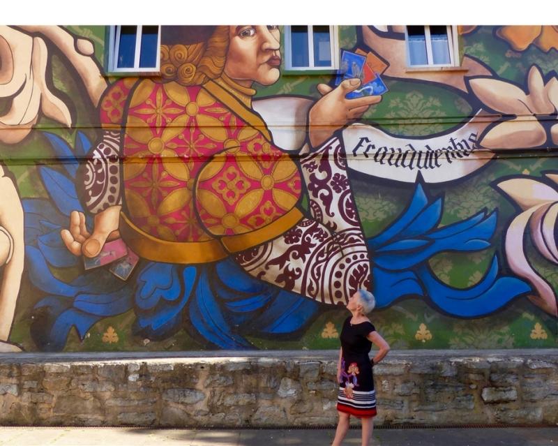 murales Vitoria canas kilos estilo moda mayores de 50